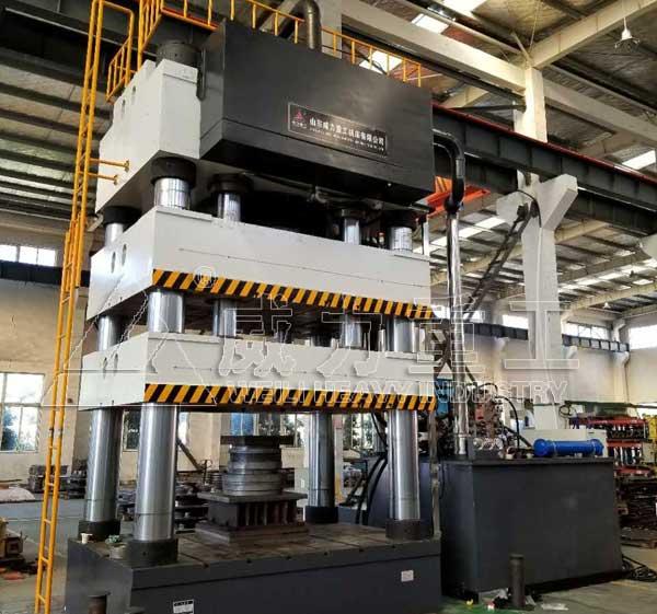 滕州3000吨四柱压力机厂家