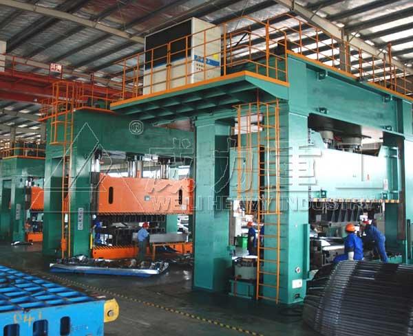 框架式快速薄板拉伸冲压压力机1000吨2000T液压机